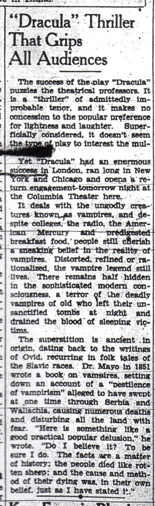 San Francisco Newspaper, July 21, 1929 (2)