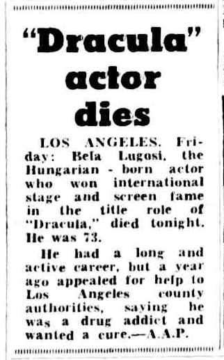 The Argus (Melbourne), August 18, 1956