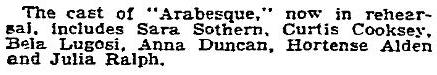 The New York Times, September 12, 1925
