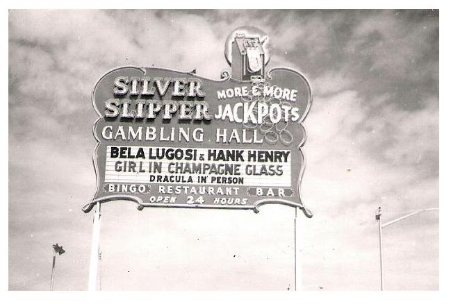 The Silver Slipper Saloon, Las Vegas, Nevada