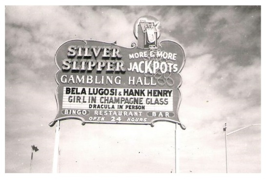 The Silver Slipper Saloon, Las Vegas, Nevada