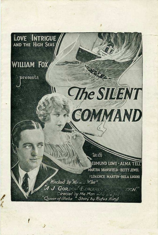 The Silent Command Herald 1