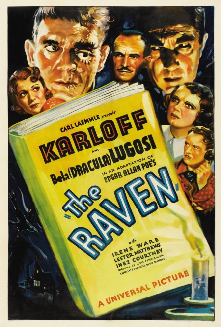 The Raven One Sheet