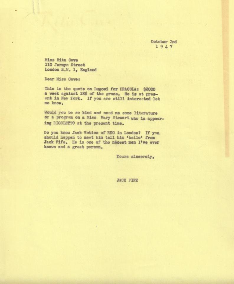 October 2nd, 1947