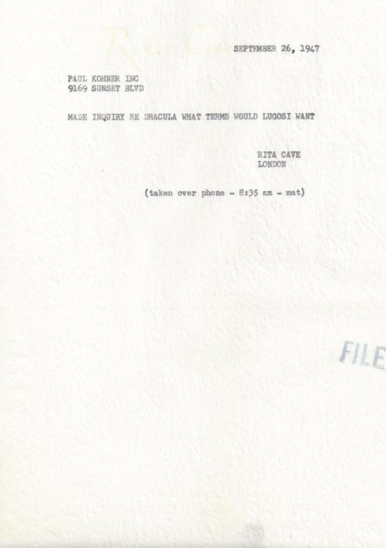 September 26th, 1947 (2)