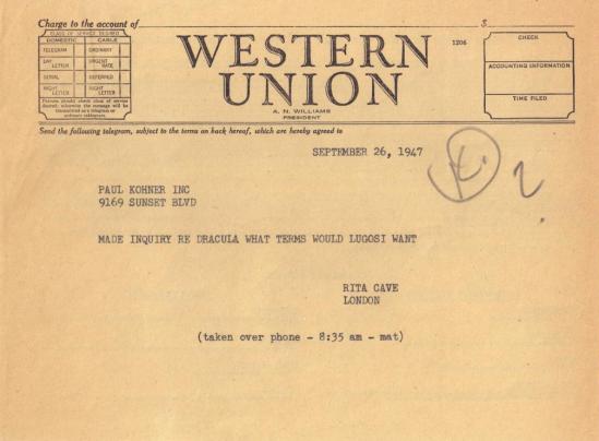 September 26th, 1947