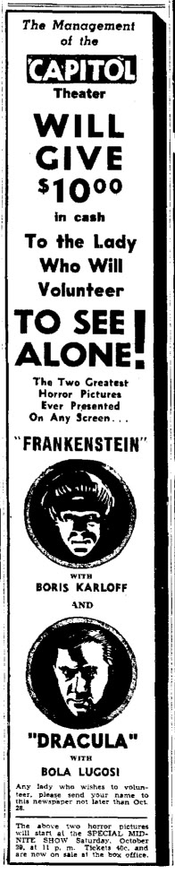 Wisconsin State Journal Madison October 23, 1938