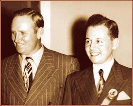 Alex and Gene Autry