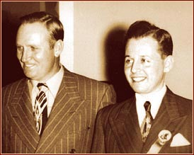 Alex and Gene Autry