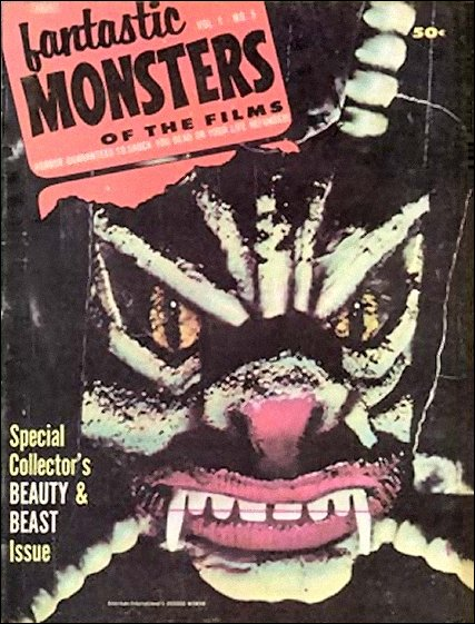 Fantastic Monsters of the Films Vol.2 #5