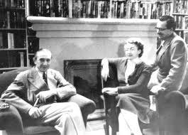 Bela, Wendayne Ackerman and Forrest J. Ackerman
