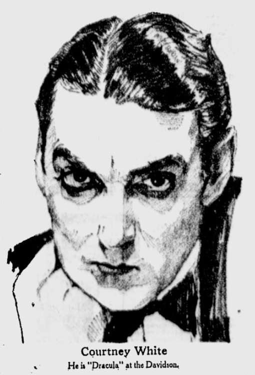 Courtney White Milwaukee Journal, November 23, 1930