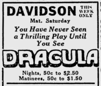 Milwaukee Sentinel April 10, 1930