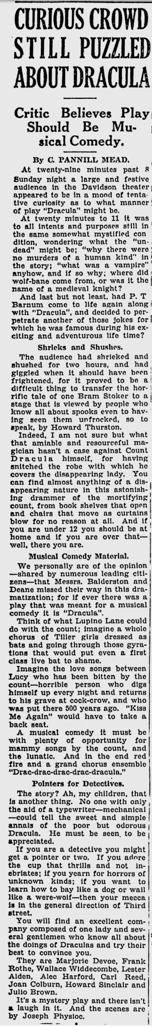 Milwaukee Sentinel April 7 1930