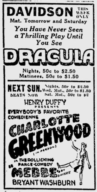 Milwaukee Sentinel April 8, 1930
