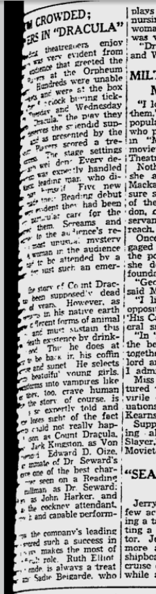 Reading Eagle, October 14, 1930