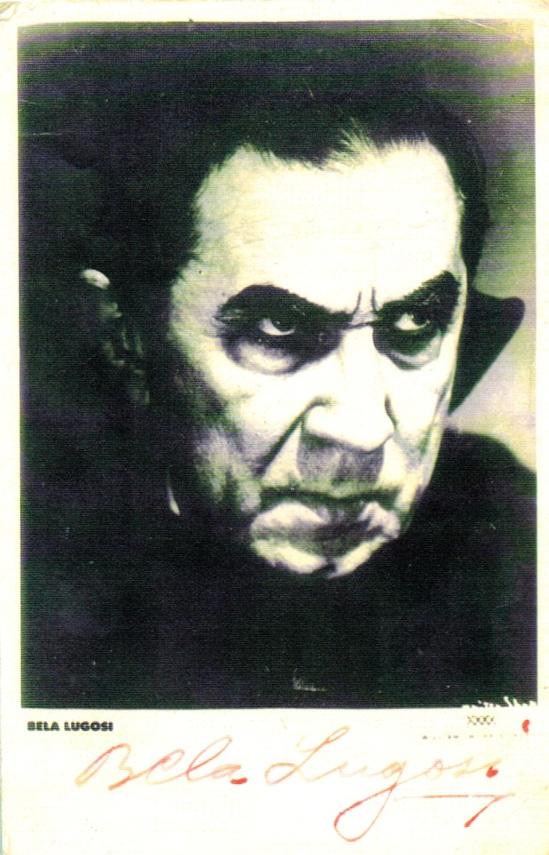 Derek's autographed Photograph