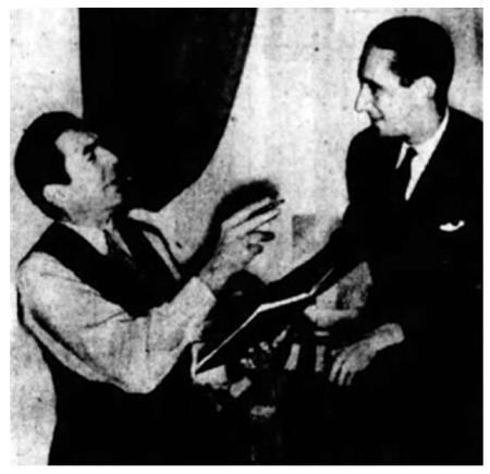 Broadway Newsreel, April 5, 1939
