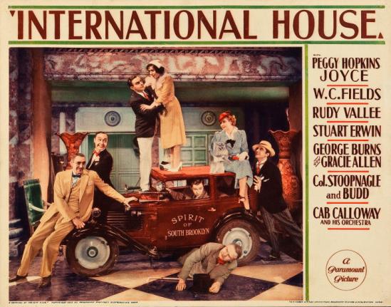 International House Lobby