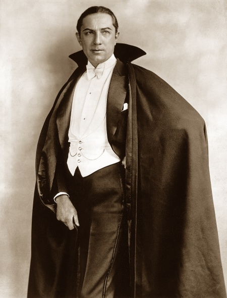 Publicity photo for Dracula's Broadway run