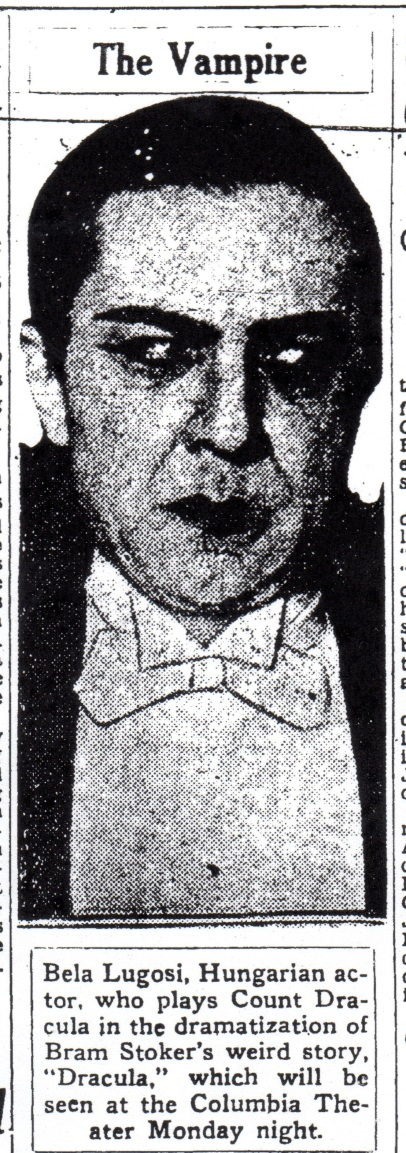 San Franciso Chronicle, August 18, 1928