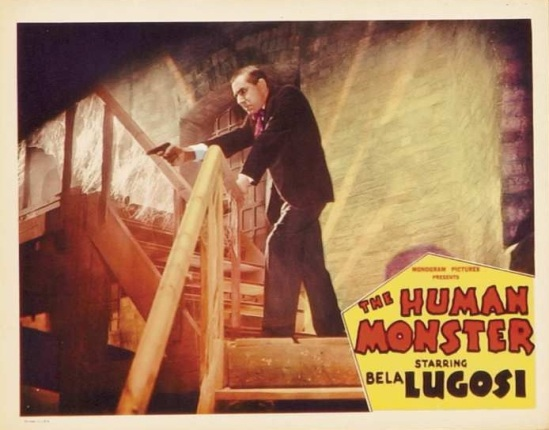 The Human Monster Lobby Card 8