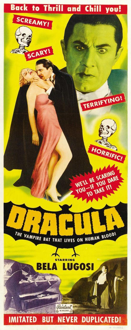 Dracula 1951 Insert