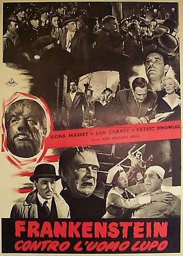 1955 Italian Poster