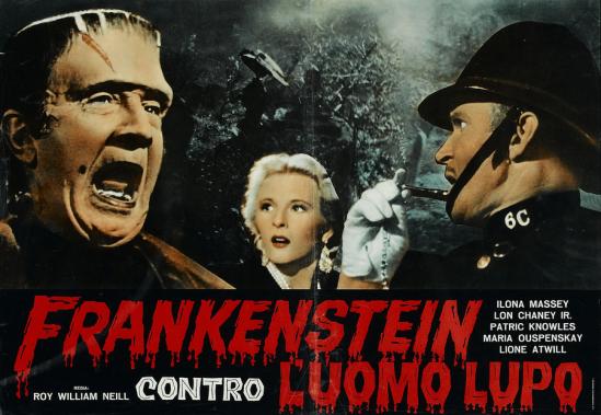 1962 Italian Re-Release Photobusta 1