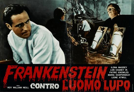 1962 Italian Re-Release Photobusta 10