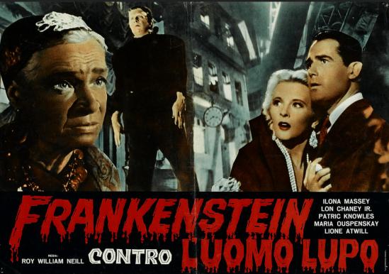 1962 Italian Re-Release Photobusta 2