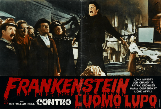 1962 Italian Re-Release Photobusta 3