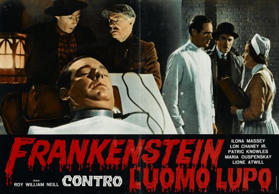 1962 Italian Re-Release Photobusta 4