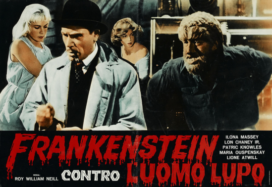 1962 Italian Re-Release Photobusta 5