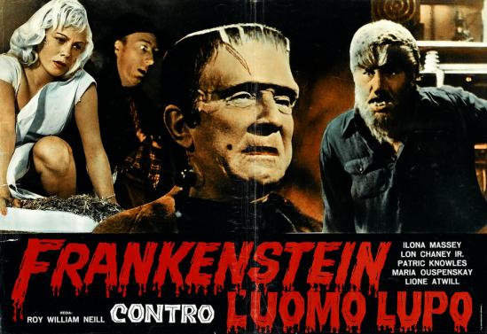 1962 Italian Re-Release Photobusta 9