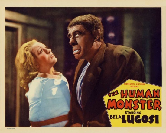The Human Monster Lobby Card 7