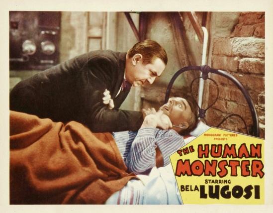 The Human Monster Lobby Card 5