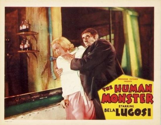 The Human Monster Lobby Card 4