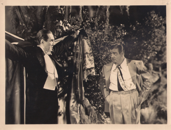Abbott & Costello Meet Frankenstein Spanish Photo 6