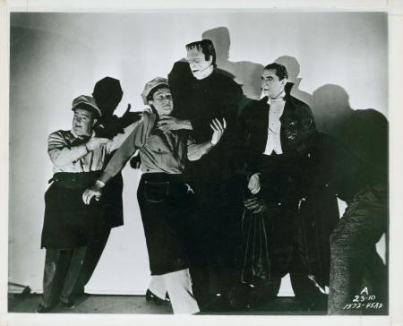 Abbott & Costello Meet Frankenstein Photo