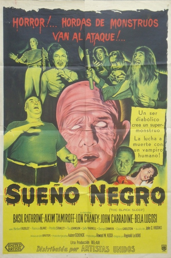 Argentinian One Sheet Poster
