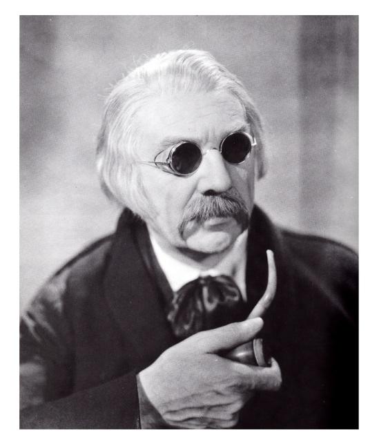 Dark Eyes of London Bela as Rev. John Dearborn