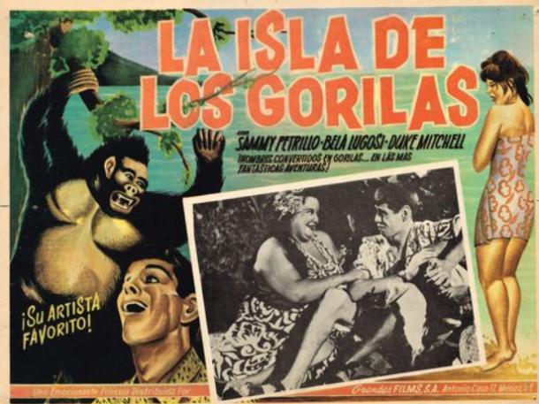 Bela Lugosi Meets A Brooklyn Gorilla 4