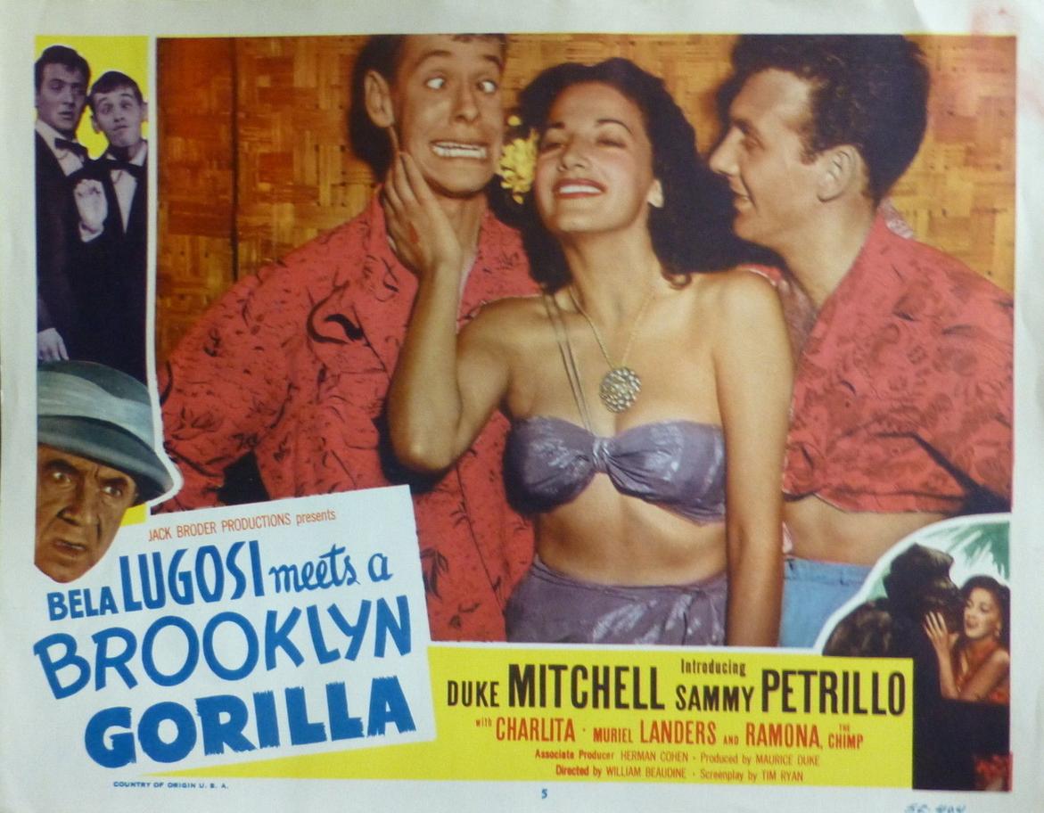 Bela Lugosi Meets a Brooklyn Gorilla Movie HD free download 720p