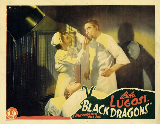 Black Dragons Lobby Card 3