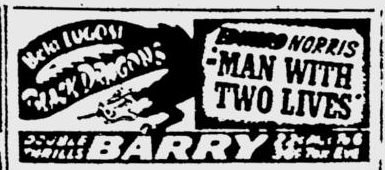 Black Dragons, Pittsburgh Post-Gazette - May 7, 1942