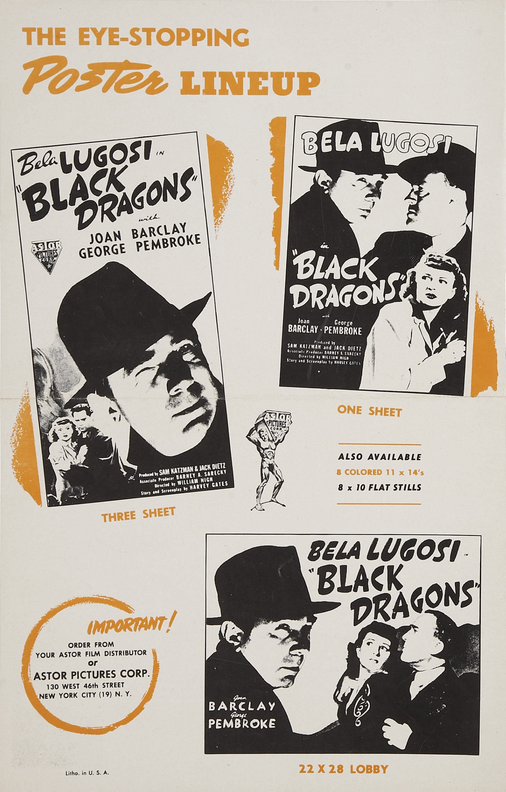 Black Dragons Pressbook 2