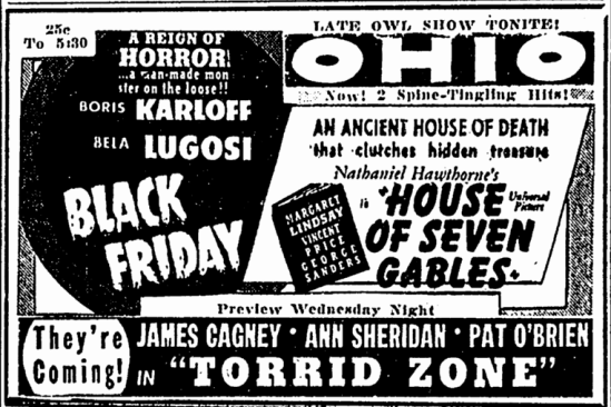 Black Friday, Canton Repository, May 25, 1940