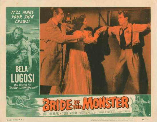 Bride Of The Monster 1
