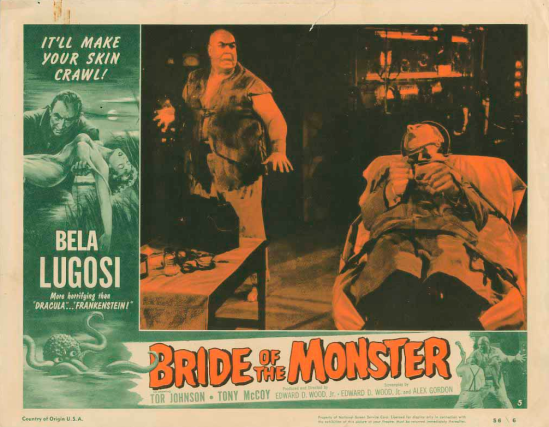Bride Of The Monster 2